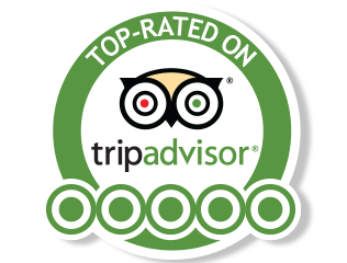 Camjet top rated on trip advisor award