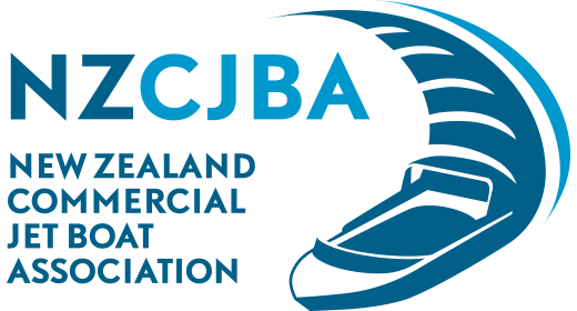 New Zealand Commercial Jet Boat Association logo