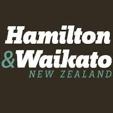 Hamilton and Waikato Tourism logo