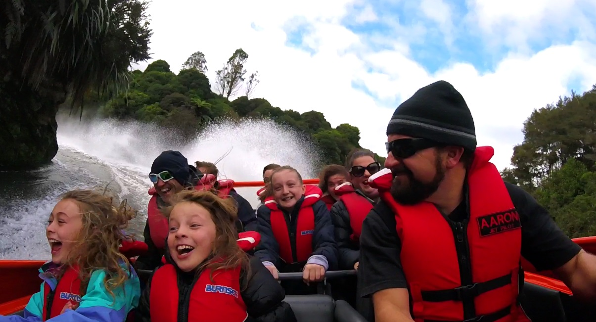 Camjet Cambridge Extreme jet boating
